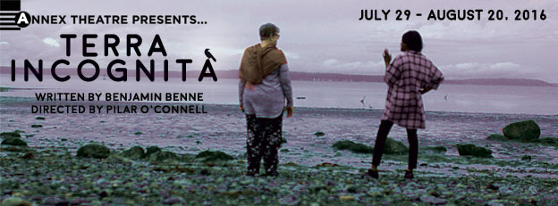 Terra Incognita by Benjamin Benne @ Annex Theatre | Seattle | Washington | United States