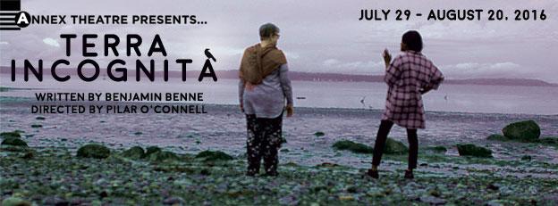 Terra Incognita by Benjamin Benne @ Annex Theatre | Seattle | Washington | United States