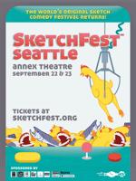 SketchFest Seattle Headlining Show