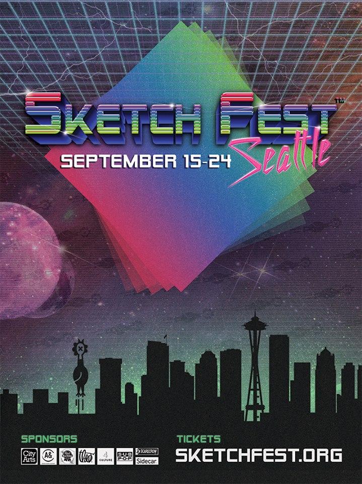 SketchFest Seattle