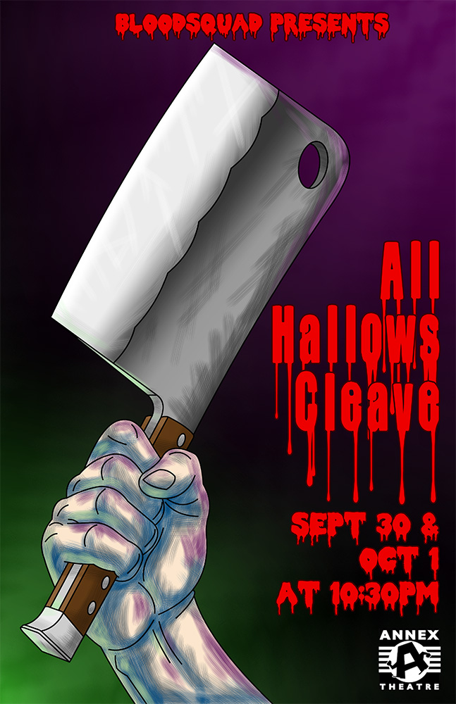 """""""All Hallows' Cleave"""""""