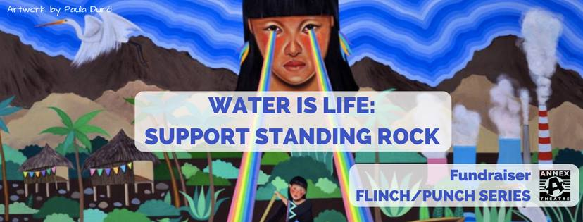 Water is Life: Support Standing Rock