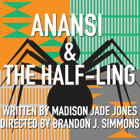 Anansi and the Halfling